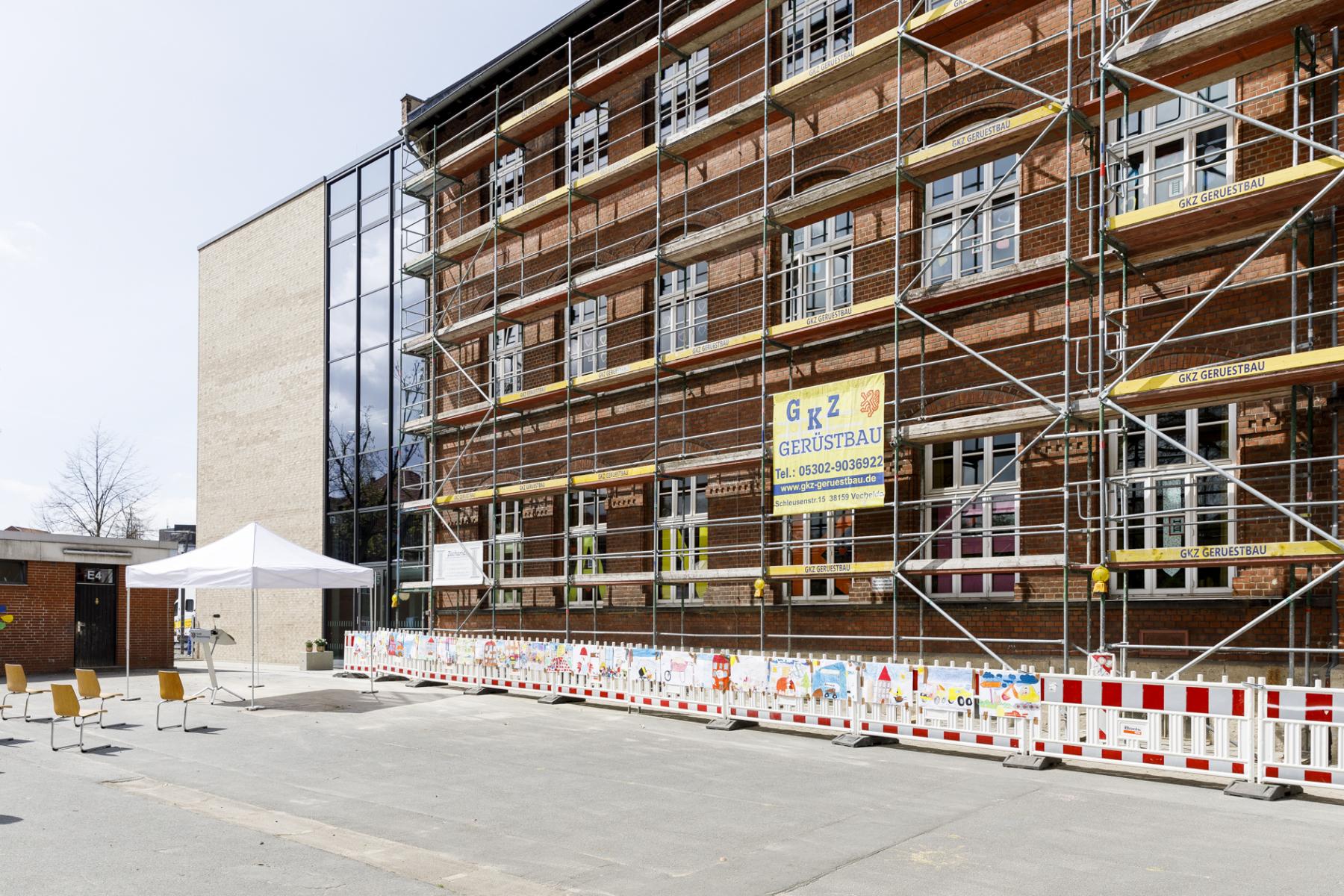 Einweihung Edith-Stein-Schule