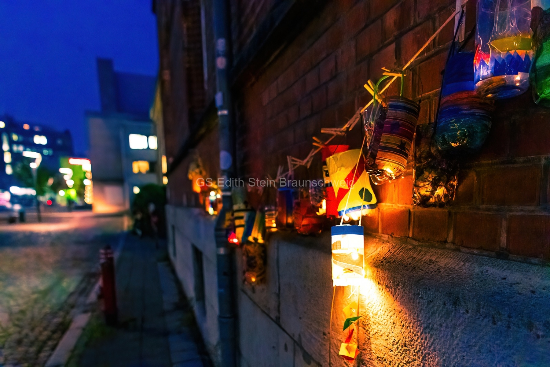 Edith-Stein Grundschule Edith-Stein-Grundschule, Braunschweig am 11.November 2020. Foto: Rüdiger Knuth